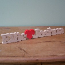 Wooden Novelty Name Jigsaw