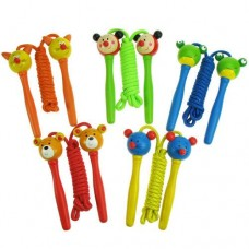 Jungle Animal Skipping Rope