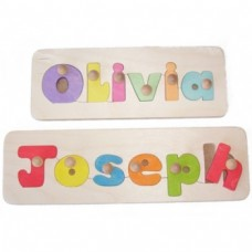 Name Tray Puzzle - Elsie