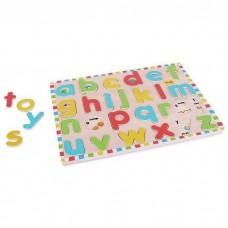 Alphabet Tray Puzzle (lower case)