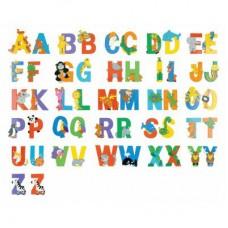 Animal Letters (capitals)