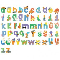 Animal Letters (lower case)