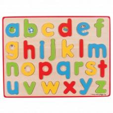 Alphabet Tray Puzzle (lower case)