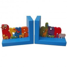 Name Bookends (Boy)