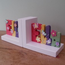 Name Bookends (Girl)