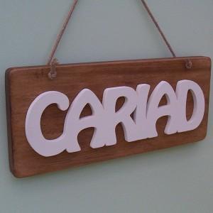 Cariad Sign