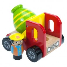 Construction Toy - Cement Mixer