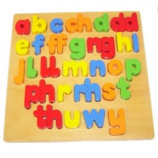 Chunky Welsh Alphabet Tray Puzzle