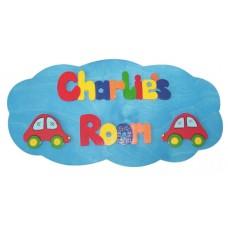 Cloud Door Plaques