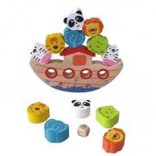 Balancing Ark Game