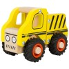 Wooden Construction Site Lorry