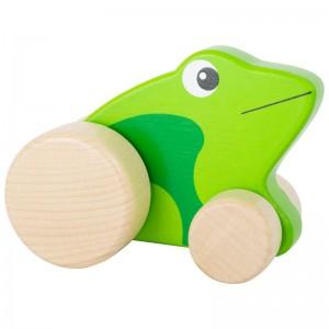 Push Along Frog