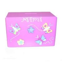 Money Box for Girls