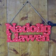 Hanging Nadolig Llawen