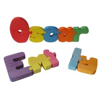 Name Jigsaws & Puzzles