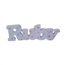Painted Name Jigsaw (Girl)