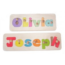 Name Tray Puzzle