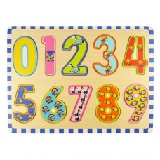 Number Tray Puzzle