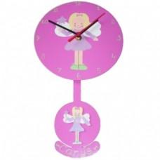 Child's Pendulum Clock (Girl)