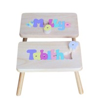 Puzzle Stool (Girl)