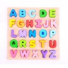 Chunky Alphabet Tray Puzzle