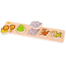 Chunky Tray Puzzle