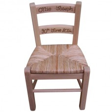 Child's Rush Chair (Beech)