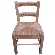 Child's Rush Chair (Beech)