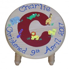 Child's Initial Stool (Boy)