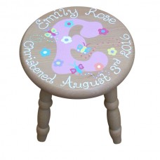 Child's Initial Stool (Girl)