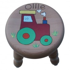 Child's Small Stool (Boy)