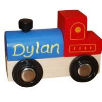 Trains, Tractors & Diggers
