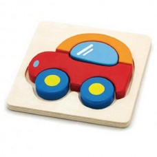 Chunky Wooden Block Puzzles