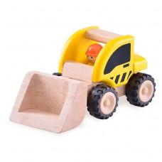 Wooden Mini Loader
