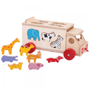 Animal Shape Lorry